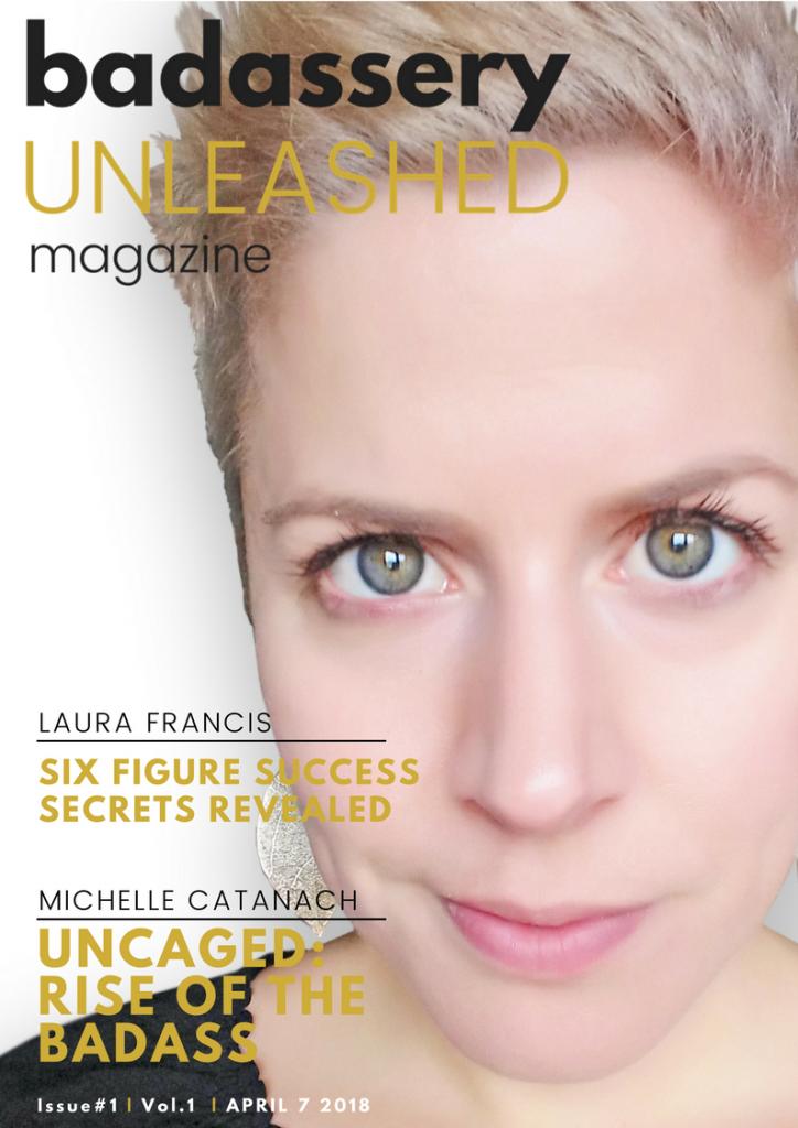 Issue #1_ Part #1_BADASSERY UNLEASHED MAGAZINE_PUBLICATION